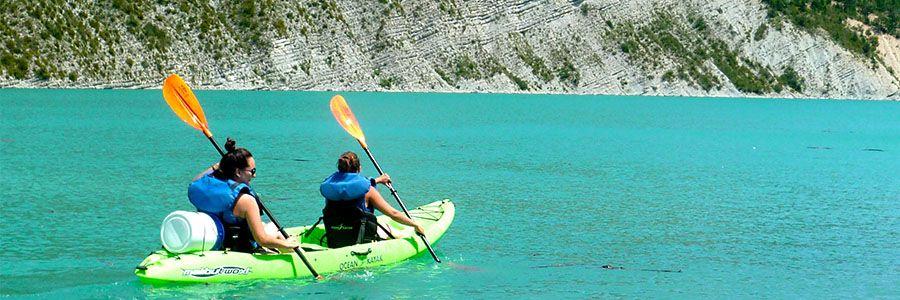 Aqua Bond Rafting