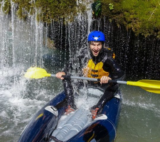 Raoul Rafting