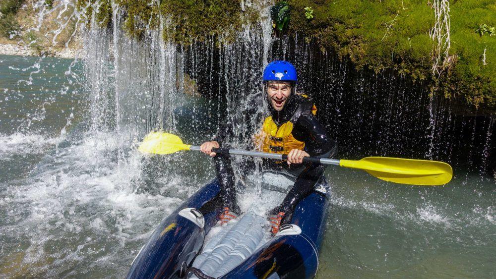 Raoul Rafting