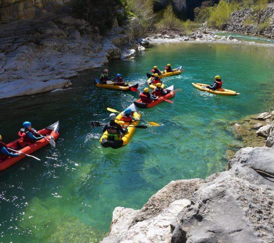 Yéti Rafting